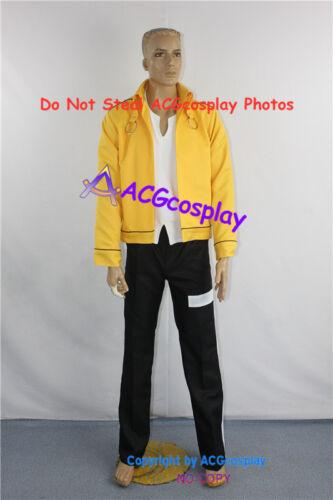 Fullmetal Alchemist Scar Cosplay Costume acgcosplay
