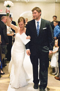 Sweetheart Lace Wedding Dress - Extra Small / Small