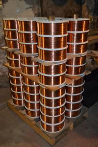 Pallet Flux Core MIG Welding Wire 60 Spools 750KG