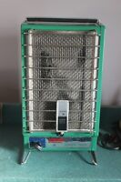 VINTAGE COLEMAN 5445K900 PROPANE CATALYTIC HEATER