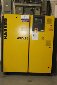Rotary Screw Compressor for 25HP