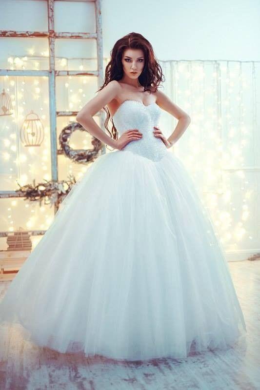 Unusual Big Princess Wedding Dress Contemporary - Wedding Dresses ...