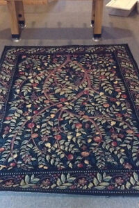 Country style rug