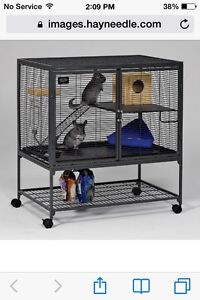 Critter nation cage 161, rats, ferrets , many other animals