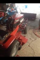 Toro wheel horse classic package 2300