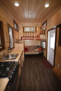 20' Long Fully Finished Tiny Home