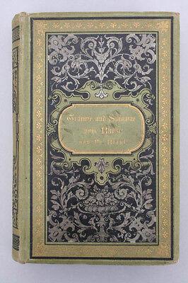 Friedrich Blaul - Träume und Schäume vom Rhein,1882