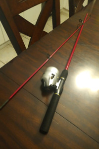 Fishing Rod and Reel Combo by Shakespeare