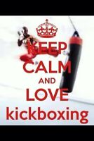 Woman's 6 wk Kickboxing/Bootcamp programs SOUTH Mon OR Thurs