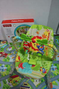 ****[Rarely Used] ***Fisher price rainforest bouncer