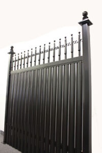 Wrought Iron Privacy Fencing Supplier – Fence Installation