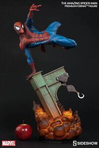 Spider-Man Sideshow PF statue