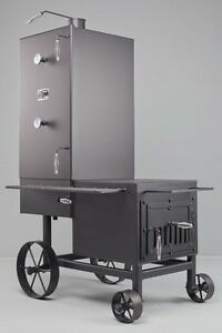 Stockton Yoder Smoker * Authentic Kansas BBQ