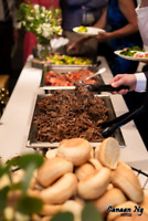 Christmas Party And Custom Event Catering