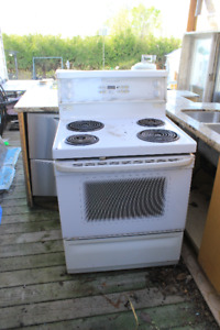 Dishwasher, In-Wall Oven and a Stove for sale $75 & under