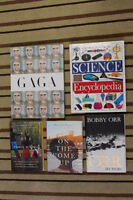 books for sale: upei & young adult