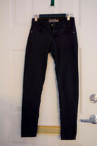Black Stretchy Jeans