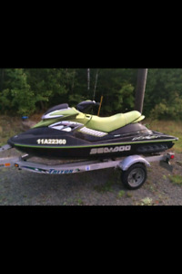 SUPER CHARGED Seadoo