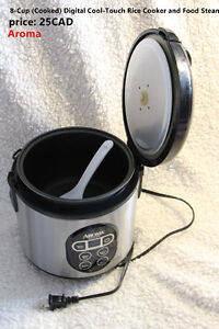 Rice cooker AROMA