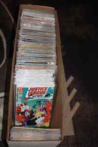 MORE THEN 250 DC AND MARVEL COMICS FROM THE 1980'S COLLECTIONS Gatineau Ottawa / Gatineau Area image 4