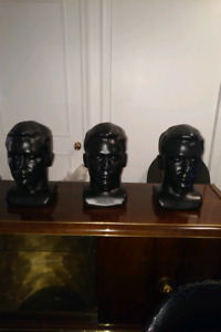 Fisher & Paykel Healthcare Medical Advertising Mannequin Heads