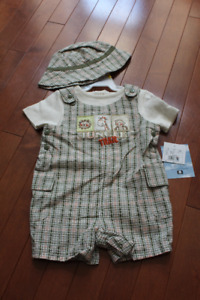 Boys 9month summer outifit BNWT