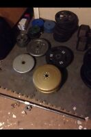 400lbs of Weight Plates