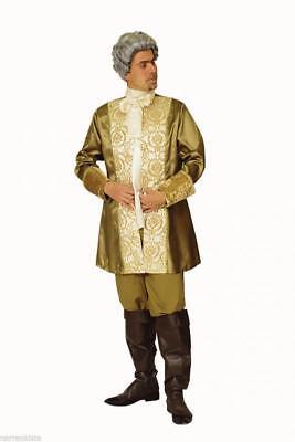 Rokoko Kostüm Anzug Gothic Barock Mittelalter Herren Karneval - Alte Prinz Kostüm