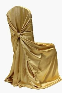 Looking to rent or purchase gold chair covers
