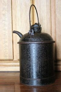 Antique CNR Railway Oil Can      (VIEW OTHER ADS) Kitchener / Waterloo Kitchener Area image 1