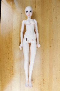 1/3 BJD DOLL with Face up extra feet and ears