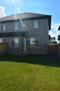 Beautiful energy efficient 1/2 Duplex for Rent in Beaumont,