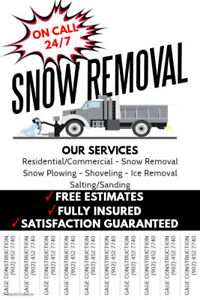 Construction/ Snow Removal