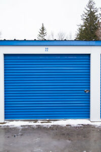 Storage Units for Rent - Kirkfield, Ontario