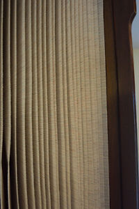 Window vertical blinds for window 9ft x 23 inch