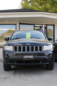 2012 Jeep Compass 4 CYL SUV, Crossover