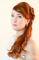 Wedding makeup, hair styling & photography services