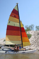 Sailing lessons, | Beginner level, Racing, and cruising tours |
