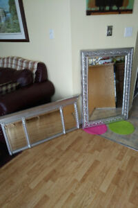 MIRRORS AND VINTAGE FRAMES *** SEE EACH PRICE** * =