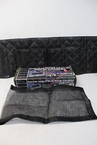 88-93 Black Combination Winter Front & Bug Screen