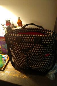 changing bag for baby, sac de change bebe, skip hop