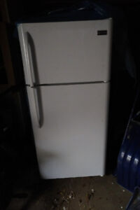 BRAND NEW FRIGIDAIRE 30 INCH White Fridge