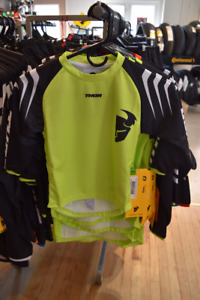 YOUTH THOR MX JERSEYS, PANTS, GLOVES, BOOTS AND PROTECTION!