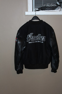 Indian Motorcycle Jacket - Youth Large