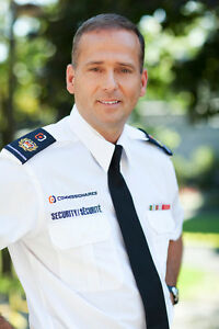 SECURITY GUARD SERVICES - COMMISSIONAIRES COBOURG Peterborough Peterborough Area image 2