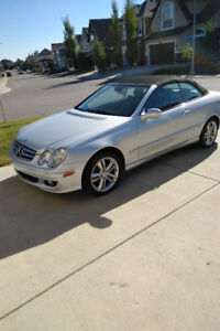 2007 Mercedes CLK 350 Convertible