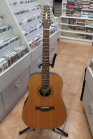 Peavey SD-5012E 12-string acoustic electric guitar Winnipeg Manitoba Preview
