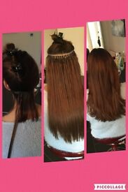 FabLocks 💁🏻 Nano ring, micro ring and pre-bonded hair extensions