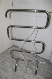 Electric Towel Warmer - $35 OBO - Very Low Price!