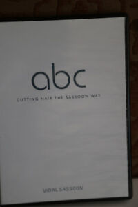 Cutting Hair the Sassoon Way DVDs